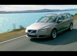 Salon : Volvo V70