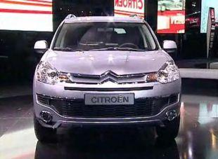 Salon : Citroën C-Crosser au Salon de Genève 2007