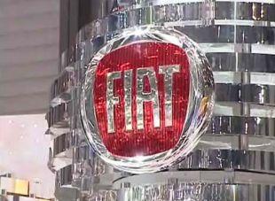 Salon : Le stand Fiat à Genève 2007