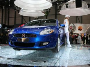 Salon : Fiat Bravo 2007