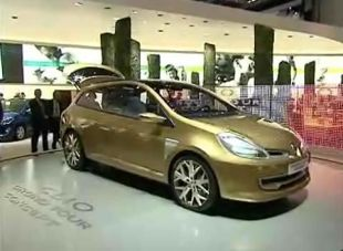 Salon : Renault Clio Grand Tour