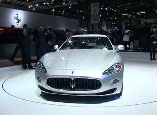 Salon : Maserati GranTurismo