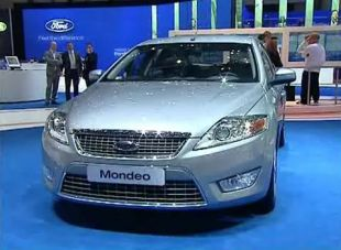 Salon : Ford Mondeo