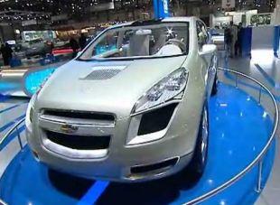Salon : Chevrolet Sequel