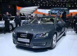 Salon : Audi A5