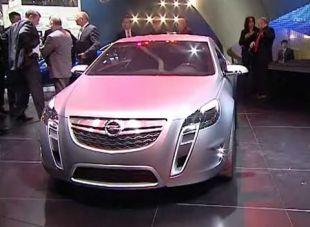 Salon : Opel GTC Concept