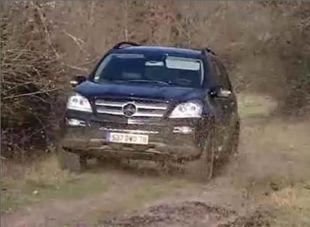 Essai : Mercedes GL 420 DCI