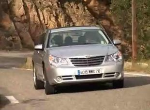 Essai : Chrysler Sebring 2.0 CRD Limited