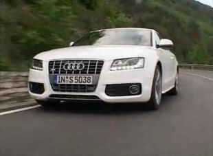 Essai : Audi S5 4.2 litres FSI