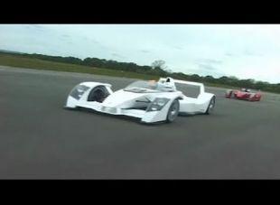 Vidéo Cooper Bristol - Essai