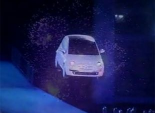 Le lancement de la Fiat 500