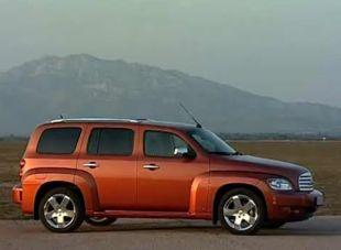 Vidéo Chevrolet HHR - Salon de Francfort 2007
