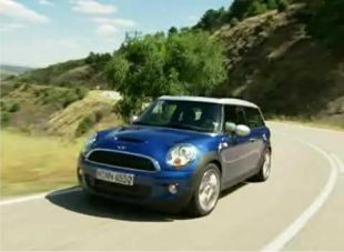 Salon : Mini Cooper S Clubman