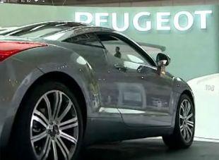 Salon : Peugeot 308 RC Z au salon de Francfort 2007