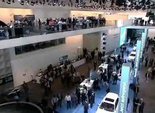 Vidéo Maserati 200 SI - Essai