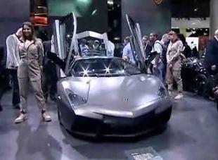 Vidéo Ford Kuga - Salon de Francfort 2007