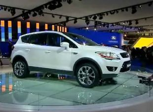 Salon : Ford Kuga