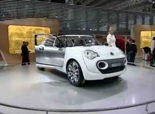 Vidéo Citroën C-Métisse - Essai