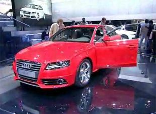 Salon : Audi A4 2007