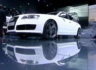Salon : Audi RS6 Avant au Salon de Francfort 2007