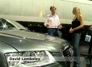 Vidéo Alfa Romeo Spider au Salon de Genève 2006 - Essai