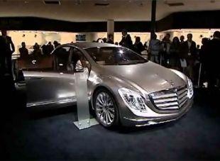 Salon : Mercedes F700 Diesotto
