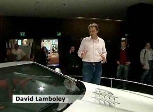 Vidéo Honda Legend - Essai