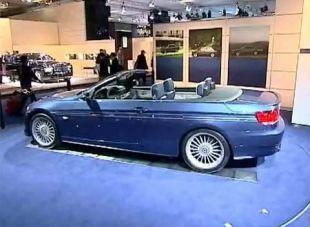 Vidéo Audi RS6 Avant au Salon de Francfort 2007 - Salon de Francfort 2007