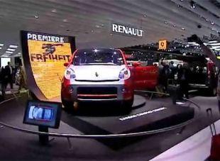 Salon : Renault Kangoo Compact Concept