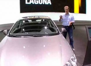 Salon : Renault Laguna III
