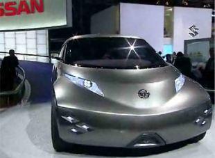 Vidéo GM HydroGen4 - Salon de Francfort 2007