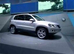 Salon : Volkswagen Tiguan