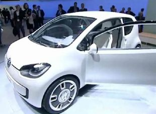 Salon : Volkswagen Up !