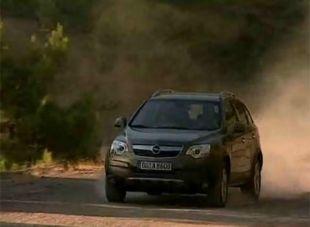Essai : Opel Antara 2.0 CDTI