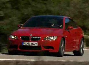Essai : BMW M3 E92