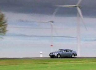 Vidéo Mercedes Vision R - Essai