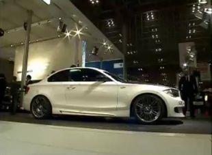 Salon : BMW Concept 1 Series Tii