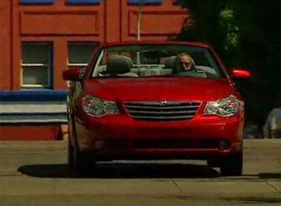Essai : Chrysler Sebring Cabriolet