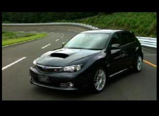 Salon : Subaru Imprezza WRX STI