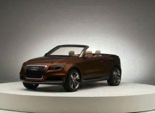 Salon : Audi Cross Cabriolet quattro
