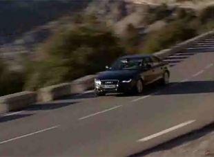 Essai : Audi A4 2.7 TDI
