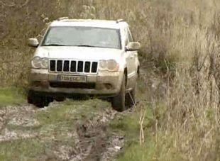 Essai : Jeep Grand Cherokee 3.0 CRD