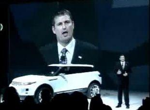 Vidéo Cadillac Provoq Concept - Salon de Detroit 2008