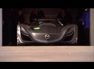 Salon : Mazda Furai Concept