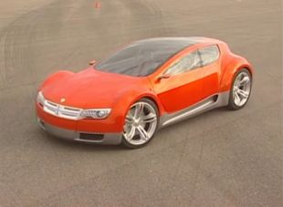 Salon : Dodge Zeo Concept