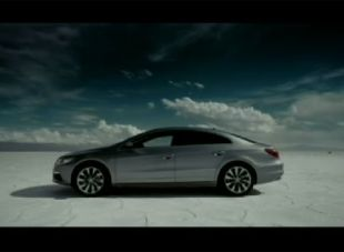 Salon : Volkswagen Passat CC