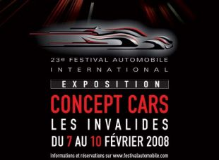Exposition du Festival Automobile International