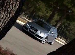 Essai : Audi RS6 Avant 2008