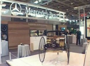 Salon : Le Tricycle Benz