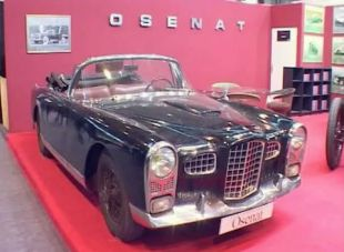 Salon : Facel Vega FV2 Cabriolet